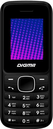 """Мобильный телефон Digma LINX A170 2G черный красный 1.77"""" стоимость"""