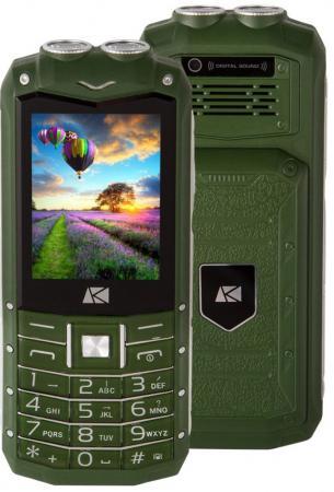 {1} ARK Power F2 зеленый 2.4 32 Мб