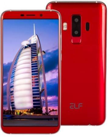 Смартфон ARK Elf S8 красный 5.72 8 Гб Wi-Fi GPS 3G сотовый телефон ark elf s8 red