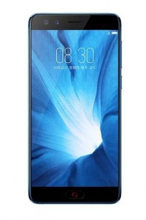 Смартфон ZTE Nubia Z17 miniS синий 5.2 64 Гб NFC LTE Wi-Fi GPS 3G смартфон lg q7 синий 5 5 32 гб lte nfc wi fi gps 3g lmq610nm acisbl page 3