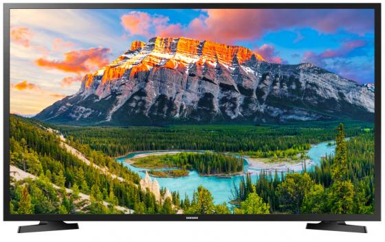 """Плазменный телевизор 49"""" Samsung UE49N5000AUX черный 1920x1080 100 Гц USB плазменный телевизор samsung ud46e b"""