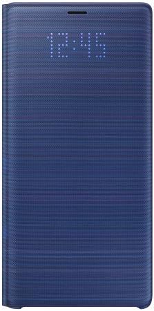 Чехол (флип-кейс) Samsung для Samsung Galaxy Note 9 LED View Cover синий (EF-NN960PLEGRU)