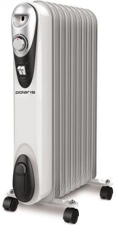 Масляный радиатор Polaris Compact CR C 0920 2000 Вт белый цена