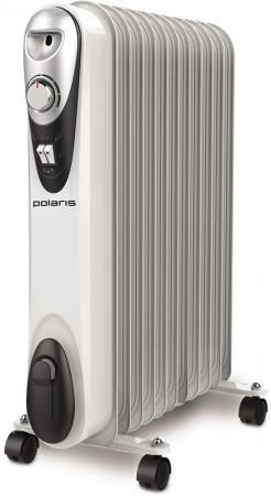 Масляный радиатор Polaris Compact CR C 1125 2500 Вт белый цена