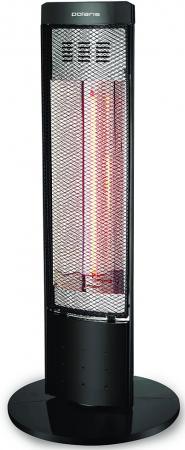 Инфракрасный обогреватель Polaris PHSH 0708D 800 Вт чёрный