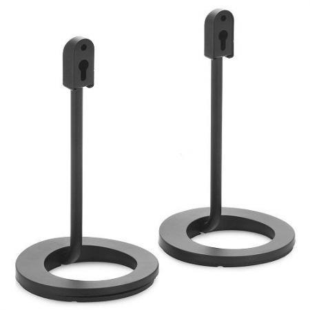 Кронштейн для акустических систем Ultramounts UM 603 черный макс.3.5кг крепление к столешнице поворот и наклон запчасть tetra крепление для внутреннего фильтра easycrystal 250