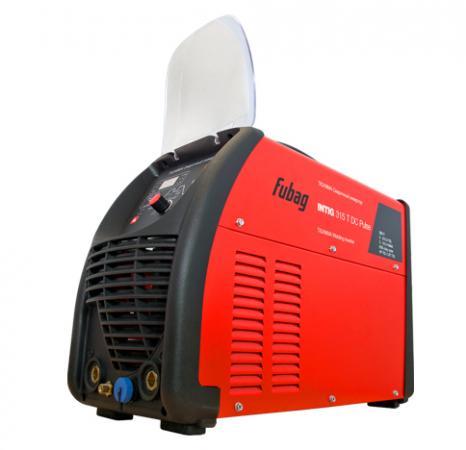Инвертор FUBAG intig 315 t dc pulse сварочный с горелкой fb tig 26 5p 4m up&down (68 318) сопло керамическое для газовой линзы 8 ф12 5 fb tig 17 18 26 10 шт