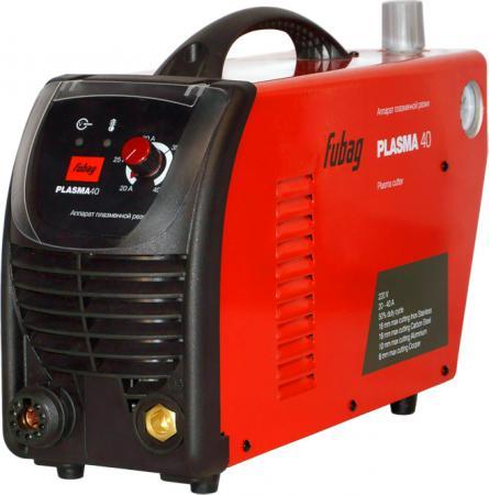 Аппарат плазменной резки FUBAG plasma 40 с плазменной горелкой fb p40 6m цена 2017