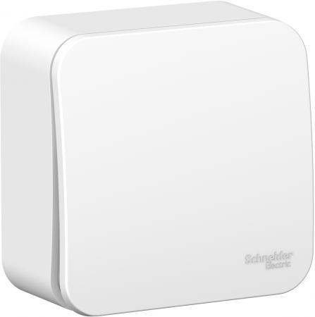 Выключатель Schneider Electric Blanca 10 A белый BLNVA101001 цена