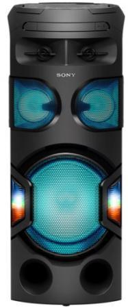 Минисистема Sony MHC-V71D черный 550Вт/CD/CDRW/DVD/DVDRW/FM/USB/BT