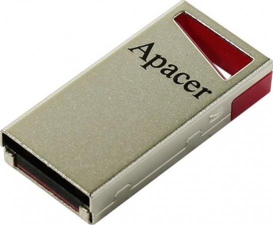 Флеш-накопитель Apacer USB2.0 Flash Drive AH112 8GB Red RP stels flash 14 red