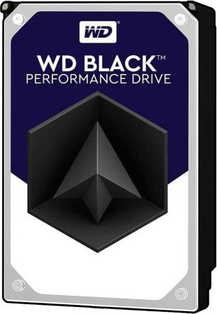 Накопитель на жестком магнитном диске WD Жесткий диск WD Black™ WD6003FZBX 6ТБ 3,5 7200RPM 256MB (SATA III) накопитель на жестком магнитном диске seagate жесткий диск hdd 10tb seagate ironwolf pro st10000ne0004 3 5 sata 6gb s 256mb 7200rpm