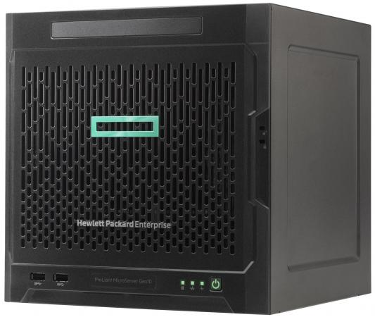 Сервер HP HPE ProLiant MicroServer Gen10 (P03698-421) сервер hp proliant ml350 835262 421 835262 421
