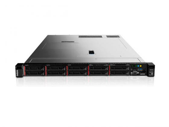 Сервер Lenovo SR630 Xeon Silver 4114 (10C 2.2GHz 13.75MB Cache/85W) 16GB (1x16GB, 2Rx8 RDIMM), O/B, 930-8i, 1x750W, XCC Enterprise, Tooless Rails, Front VGA сервер lenovo thinksystem sr630 7x02a052ea