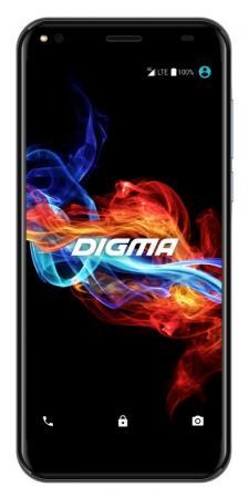 Смартфон Digma Linx RAGE 4G черный 57 16 Гб LTE Wi-Fi GPS 3G Bluetooth LS5040PL