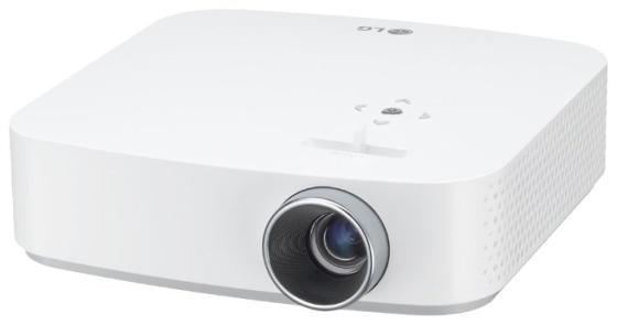Фото - Проектор LG PF50KS 1920х1080 600 люмен 1000000:1 белый PF50KS.ARUZ проектор acer pd1520i 1920х1080 2000 люмен 1000000 1 белый mr jr411 001