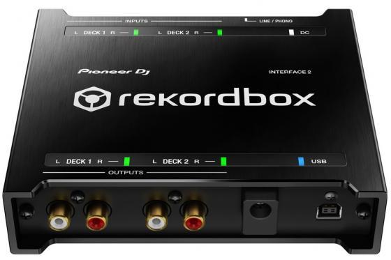 Аудиокарта Pioneer INTERFACE2