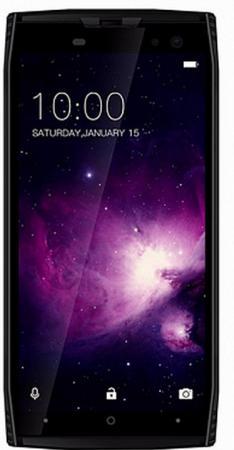 "Смартфон Doogee S50 черный 5.7"" 64 Гб LTE Wi-Fi GPS 3G смартфон doogee bl5000 синий 5 5 quot 64 гб 4g lte wi fi gps 3g"