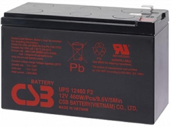 Батарея для ИБП CSB UPS12460 12В 9Ач