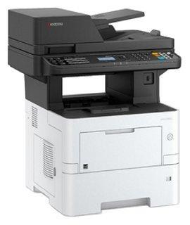 Фото - Многофункциональное устройство KYOCERA Лазерный копир-принтер-сканер-факс Kyocera M3645dn (А4, 45 ppm, 1200dpi, 1 Gb, USB, Net, RADP, тонер) только с доп. тонером TK-3160 сканер