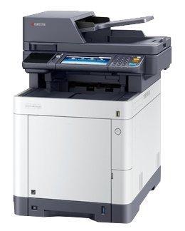 Лазерное МФУ Kyocera Mita ECOSYS M6230cidn 1102TY3NL0 продажа только с доп. тонерами TK-5270K/Y/M/C
