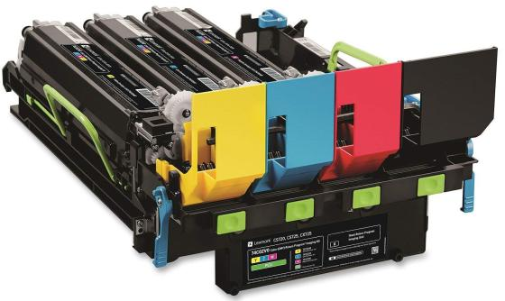 Блок формирования изображения Lexmark Блок формирования цветного изображения (CMY) (150 тыс. стр.) для CX725de, CX725dhe, CS725de, CS720de, в рамках программы возврата, CS72x 3-Color IU Return блок формирования изображения lexmark c925x74g для пурпурного картриджа c925 x925 30000стр