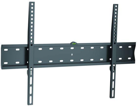 Фото - Кронштейн для телевизора Ultramounts UM 805F черный 37-70 макс.40кг настенный фиксированный кронштейн