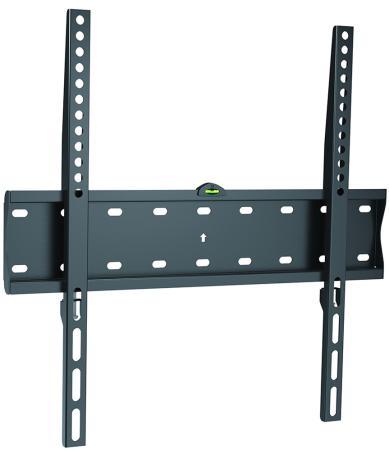 """Кронштейн для телевизора Ultramounts UM 813F черный 32""""-55"""" макс.40кг настенный фиксированный цена"""