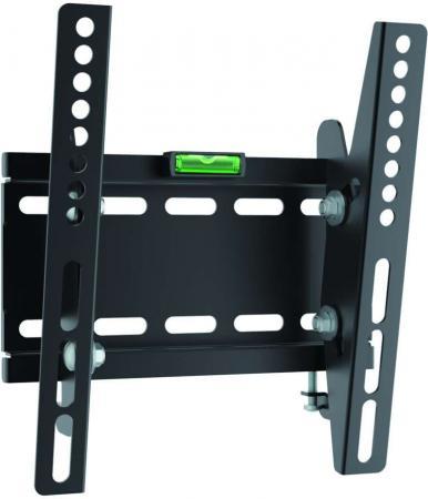 Кронштейн для телевизора Ultramounts UM 837T черный 23-42 макс.50кг настенный наклон цена