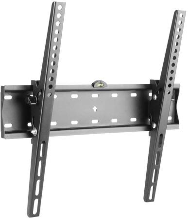 "Кронштейн для телевизора Ultramounts UM 838T черный 32""-55"" макс.40кг настенный наклон цена"