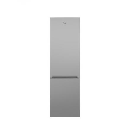 Холодильник Beko CNKC8356KA0S серебристый