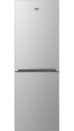 Холодильник Beko CNKC8296KAOS серебристый холодильник beko rcsk270m20s серебристый
