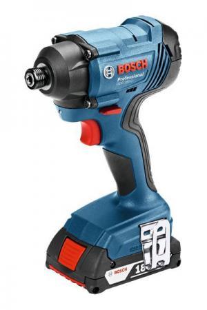 """Гайковерт ударный Bosch GDR 180-LI аккум. патрон:держатель бит 1/4"""" цена и фото"""