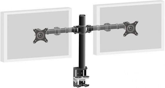 Кронштейн IIYAMA Кронштейн для 2 мониторов 10-30, VESA 75x75mm/100x100mm, 10kg 3 1 10kg