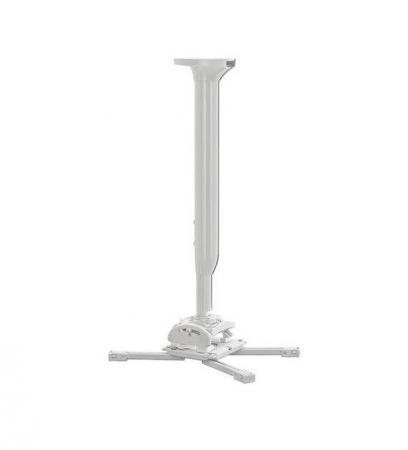 Фото - Комплект монтажный CHIEF Комплект монтажный для крепления проекторов к потолку универсальный, 80-135 см, нагрузка до 22 кг, white мягкая игрушка медведь тёма 80 см