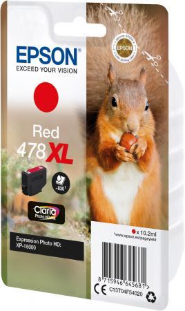 Картридж EPSON T04F54 красный повышенной емкости для XP-15000 чернила pro legend для epson l epson xp pl5502 красный