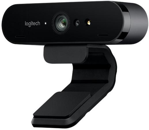Веб-камера Logitech Brio Stream Edition черный USB3.0 960-001194 цена и фото