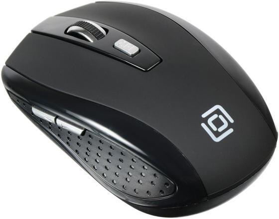 Мышь беспроводная Oklick 635MB чёрный Bluetooth цена и фото