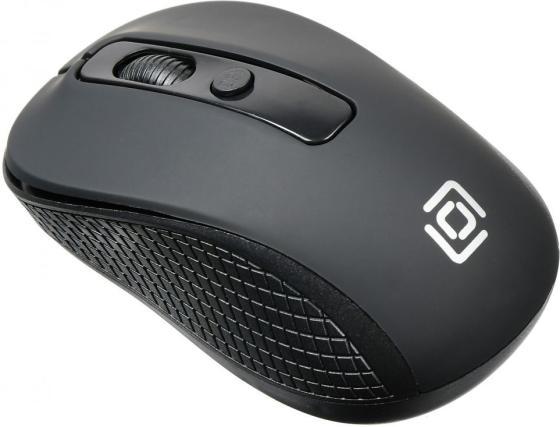лучшая цена Мышь беспроводная Oklick 645MW чёрный USB