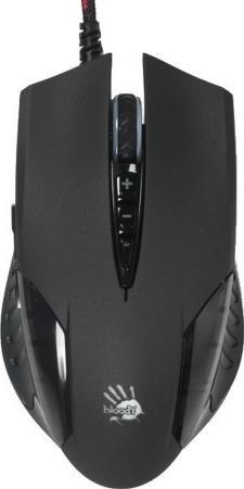 Мышь проводная A4TECH Q50 чёрный USB