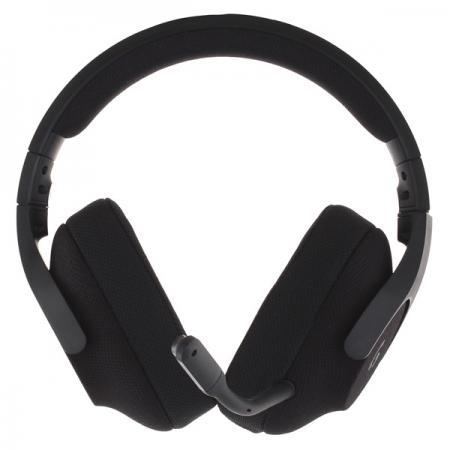 Игровая гарнитура проводная Logitech G433 TRIPLE черный гарнитура logitech g433 surround sound gaming headset triple black