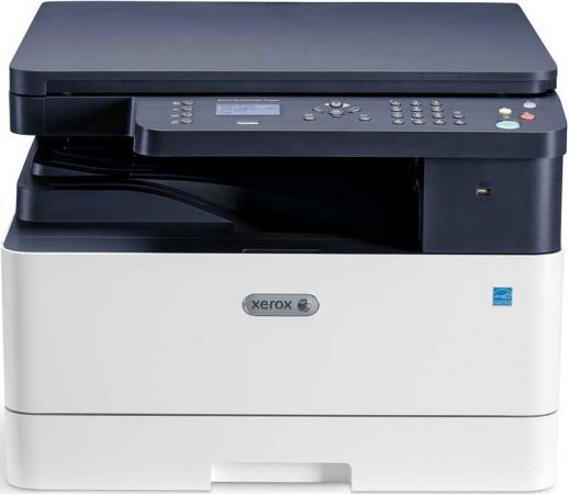 МФУ лазерный Xerox WorkCentre B1025DN (B1025V_B) A3 Duplex Net мфу kyocera m4132idn a3 duplex net 1102p13nl0 лазерный белый