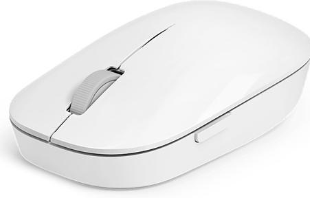 Мышь Xiaomi Mi Wireless Mouse White (белый) цена и фото
