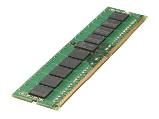 Оперативная память 8Gb (1x8Gb) PC4-21300 2666MHz DDR4 DIMM ECC Registered CL19 HP 815097-B21 оперативная память 8gb 1x8gb pc4 21300 2666mhz ddr4 dimm ecc registered cl19 hp 815097 b21
