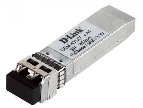 Трансивер сетевой D-Link 10GBASE-SR SFP+ Transceiver(with DDM), 3.3V, up to 300m multi-mode fiber cable distance coverage 24key ir 45w led rgb light engine with 1200pcs 0 75mm diameter 4m long ps optical fiber cable fiber kit