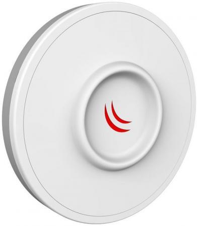 Точка доступа MikroTik RBDISCG-5ACD 802.11acan 300Mbps 5 ГГц 1xLAN LAN белый цена и фото