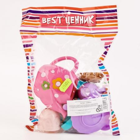 Набор посуды S+S Toys НАБОР ПОСУДЫ 100858372 s s toys игрушечный холодильник