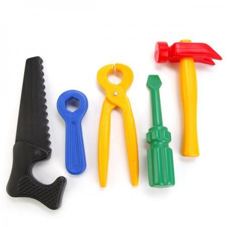 Набор инструментов Нордпласт Мастер на все руки 5 предметов набор инструментов hans 56110 5 набор слесарный 5 предметов