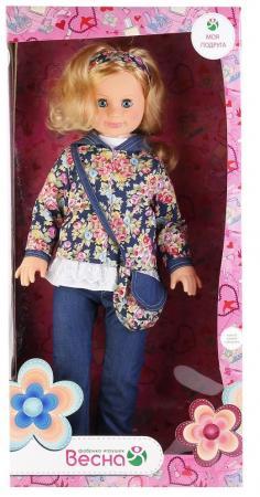 Кукла ВЕСНА Милана 28 70 см говорящая В3064/о кукла весна анжелика 3 38 см говорящая в1423 о