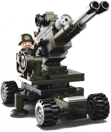 Конструктор SLUBAN Артиллерия 94 элемента M38-B0587E sluban m38 b0296